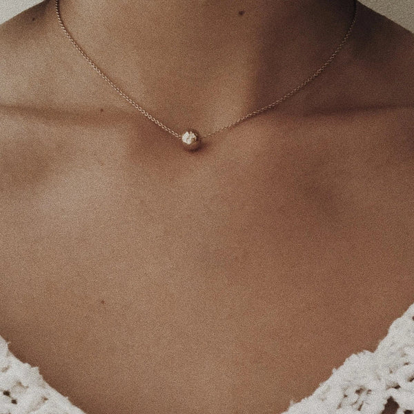 The Single Eternity Necklace