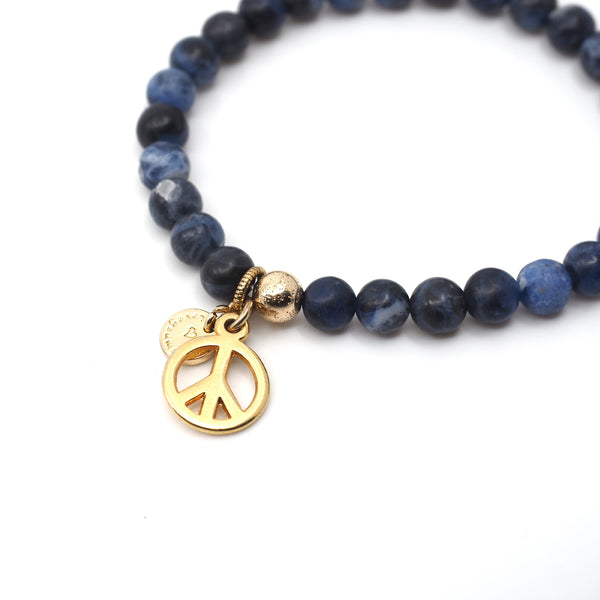 The Luna Bracelet - Pledge to Humanity Collection