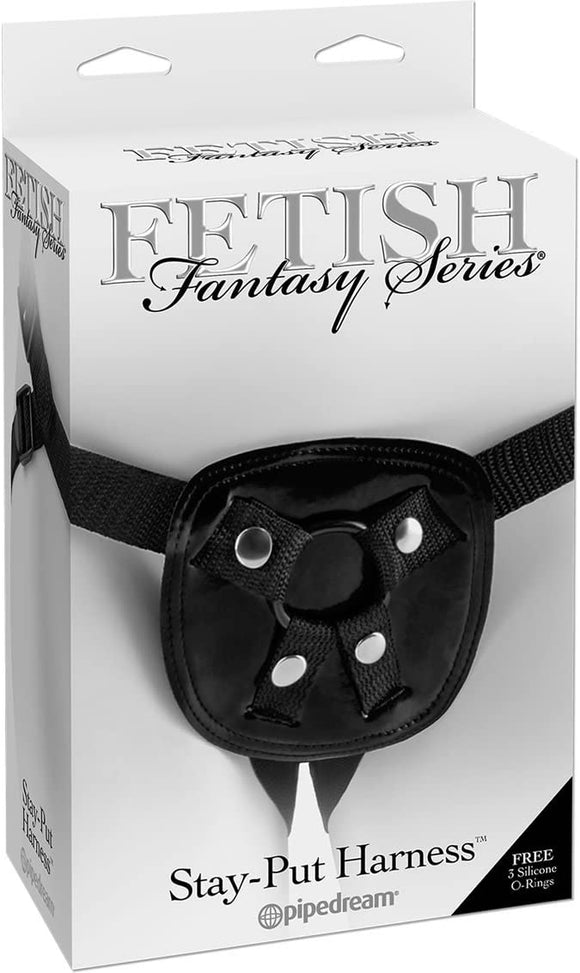 Fetish Fantasy Stay Put Harness
