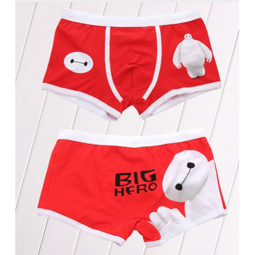 Big Hero Cartoon Underwear BoxerBriefs