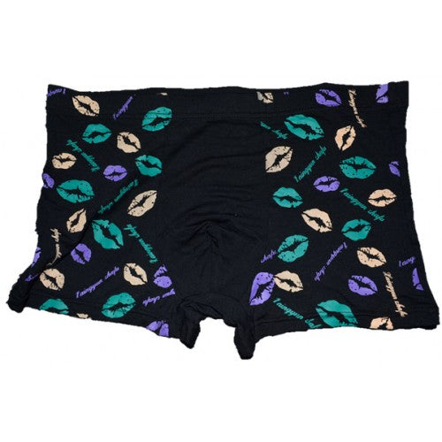 Black Kisses Men's Underwear