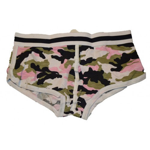 LoonJoong Camouflage Men's Briefs