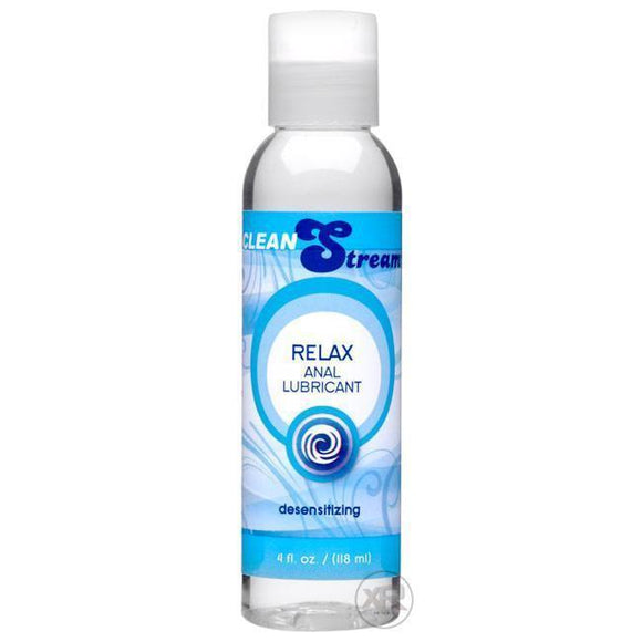 CleanStream Relax - Lightly Desensitizing Lube