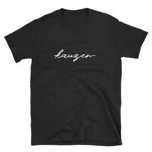 CAMISETA KAUZEN HANDWRITTING