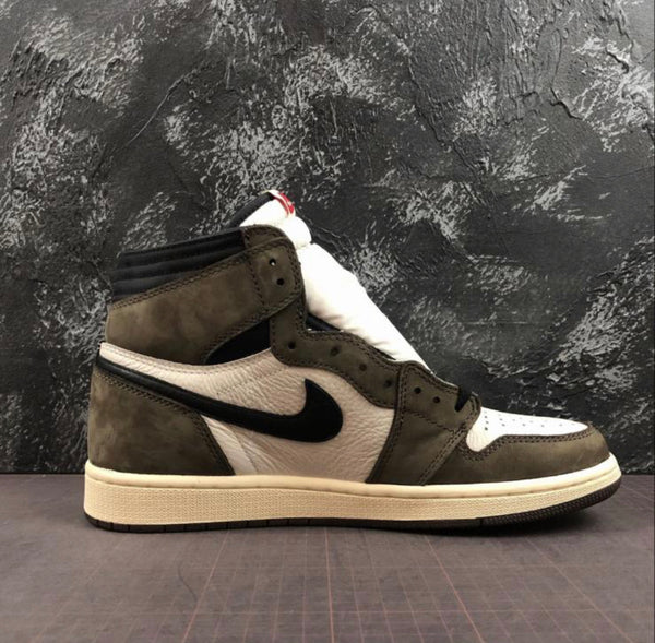 "NIKE AIR JORDAN 1 ""TRAVIS SCOTT"" OG"