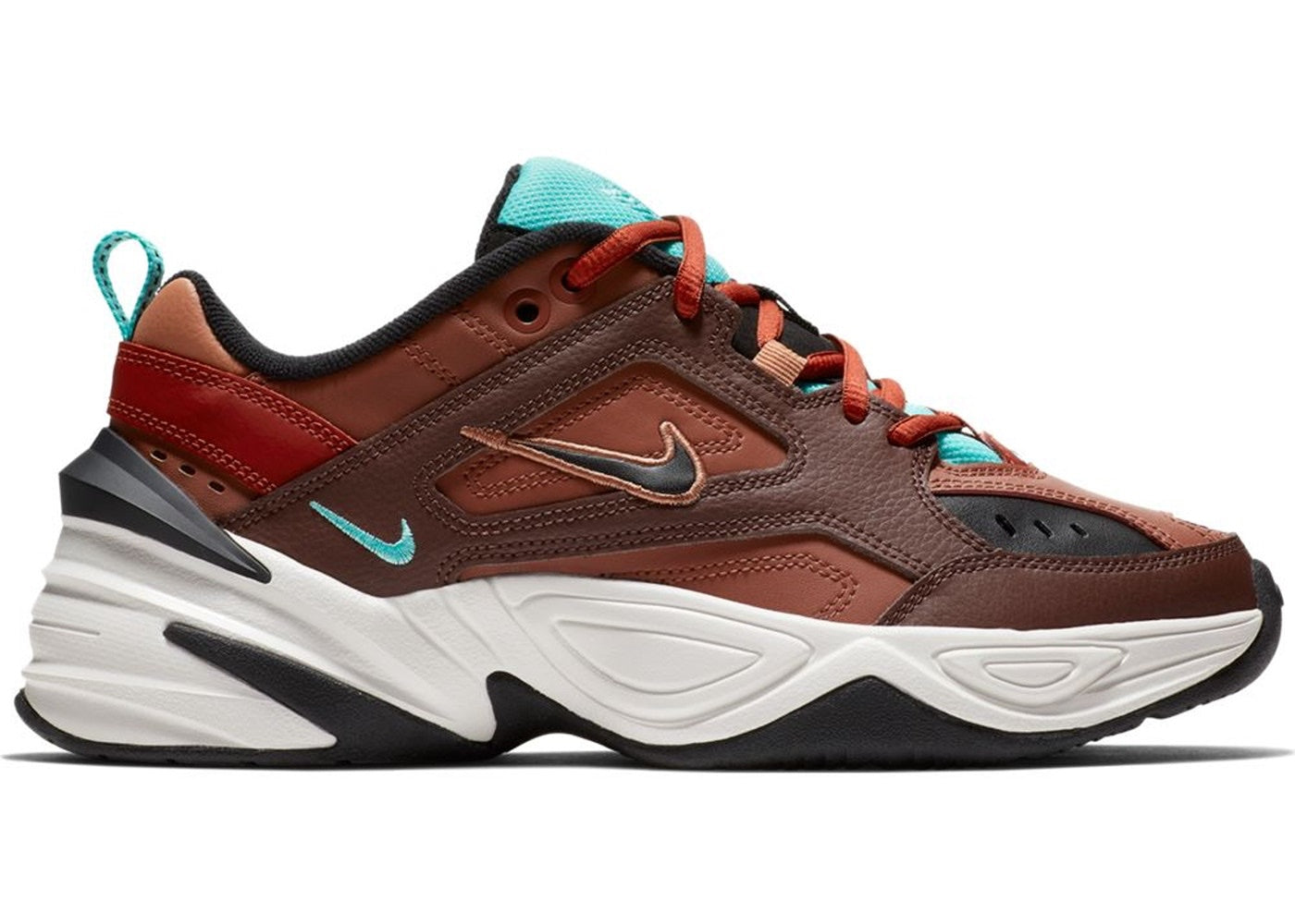 NIKE M2K TEKNO - BROWN