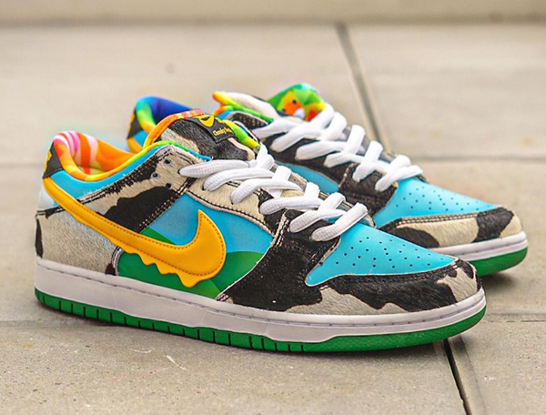 NIKE SB DUNK - Ben and Jerry's
