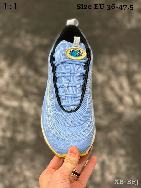 "NIKE AIR MAX 1 / 97 ""SEAN WOTHERSPOON"""