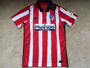 ATLETICO DE MADRID 20 - 21