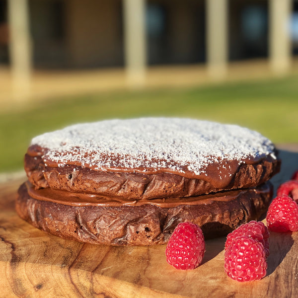 Maddi's Melbourne Chocolate Cake