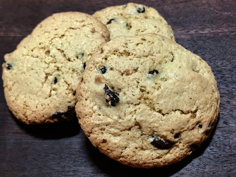 GF Choc Chip Cookies