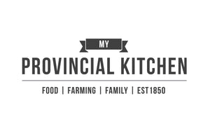 My Provincial Kitchen
