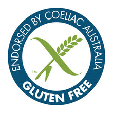 Load image into Gallery viewer, Endorsed by coeliac Australia badge
