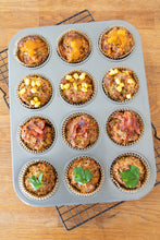 Load image into Gallery viewer, SAVOURY LUPIN MUFFINS