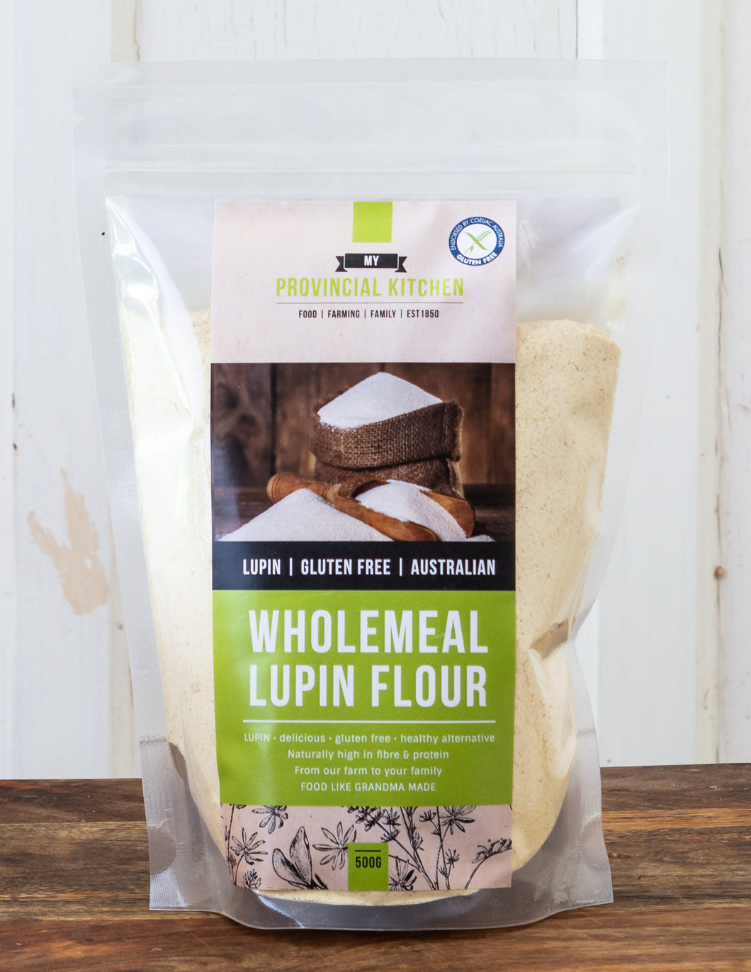 WHOLEMEAL LUPIN FLOUR