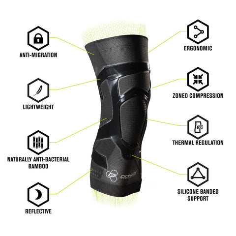 DonJoy Performance Trizone Knee