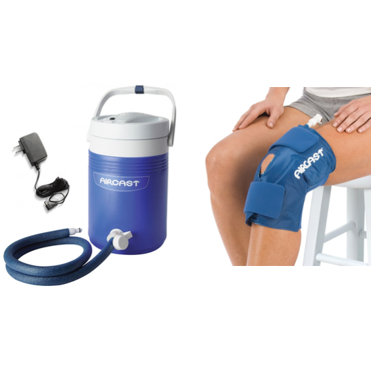 Aircast Cryo Cuff Knee - My Cold Therapy