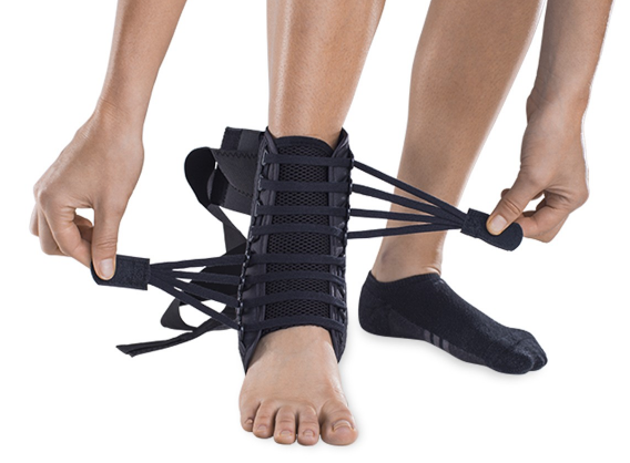 Buy DonJoy Stabilizing Speed Pro Ankle Brace from DonJoy at Ortho Bracing