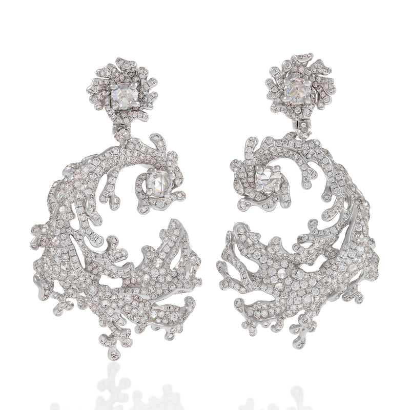 Chantal Earrings by Neha Dani