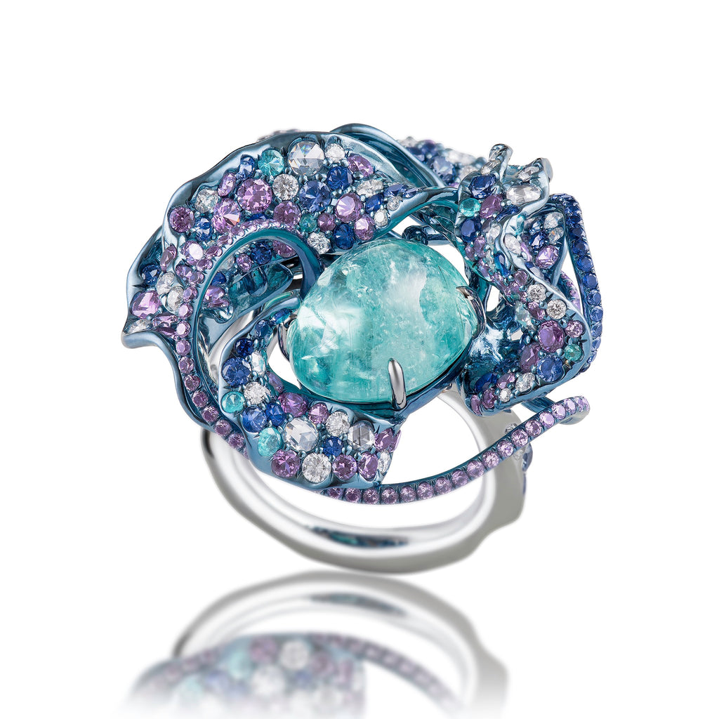 "Nuray, ""Bright Moon"" Ring"