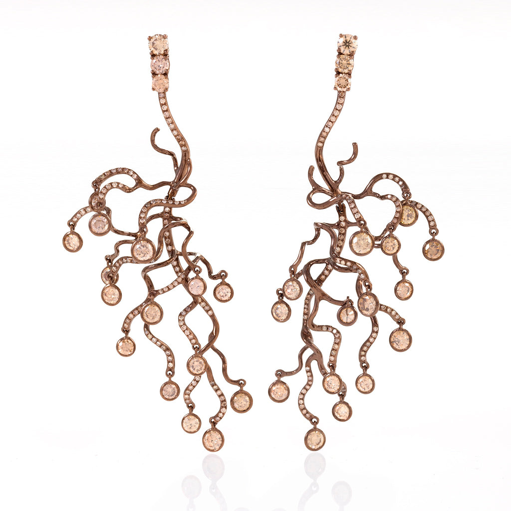 Anemone Earrings by Neha Dani