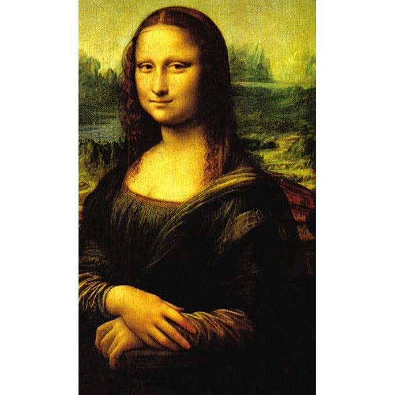 Mona Lisa 5D DIY Paint By Diamond Kit - Paint by Diamond