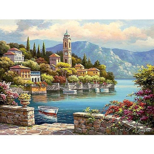 Beautiful Scenery Venice 5D DIY Paint By Diamond Kit - Paint by Diamond
