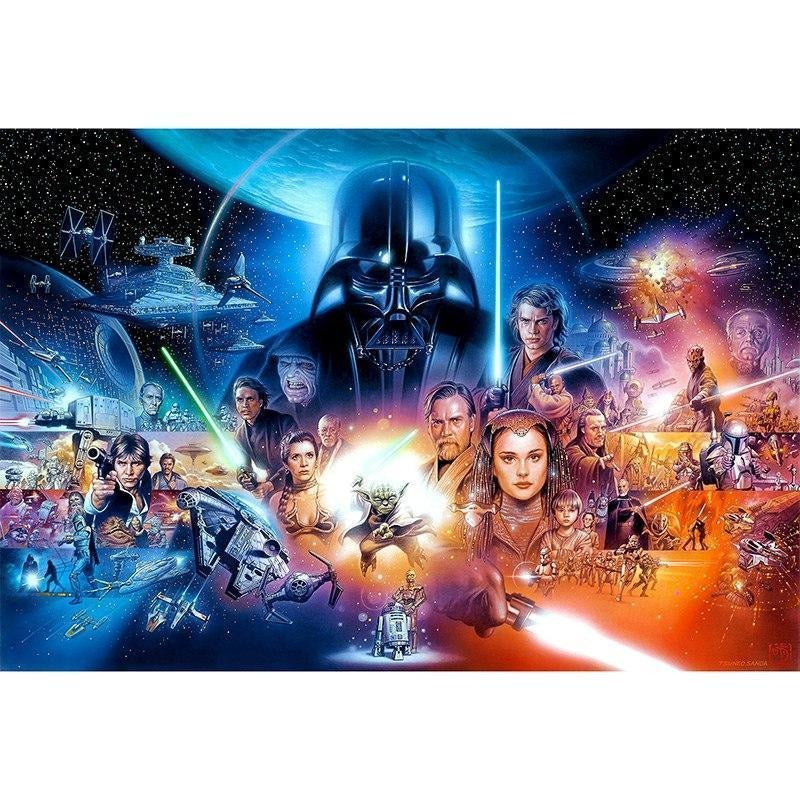Star Wars 5D DIY Paint By Diamond Kit - Paint by Diamond