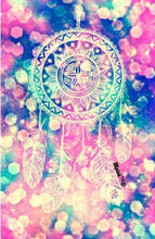 Mandala Dream catcher 5D DIY Paint By Diamond Kit