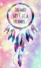 Starry Dreamcatcher 5D DIY Paint By Diamond Kit