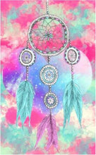 Dream Catcher 5D DIY Paint By Diamond Kit