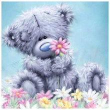 Cute Cartoon Bear 5D DIY Paint By Diamond Kit - Paint by Diamond
