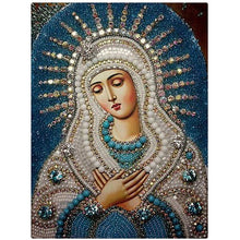 Religious Paintings 5D DIY Paint By Diamond Kit