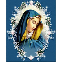 Mother Mary 5D DIY Paint By Diamond Kit - Paint by Diamond