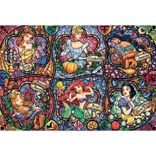 Disney Princess Mosaic 5D DIY Paint By Diamond Kit - Paint by Diamond