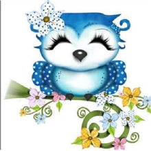 Loveable Owl Collection 5D DIY Paint By Diamond Kit - Paint by Diamond