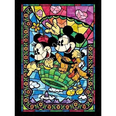 Mickey Mouse Cartoon Character 5D DIY Paint By Diamond Kit - Paint by Diamond