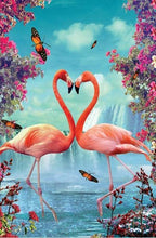 Flamingo 5D DIY Paint By Diamond Kit