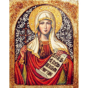 Star Mosaic Religion 5D DIY Paint By Diamond Kit - Paint by Diamond