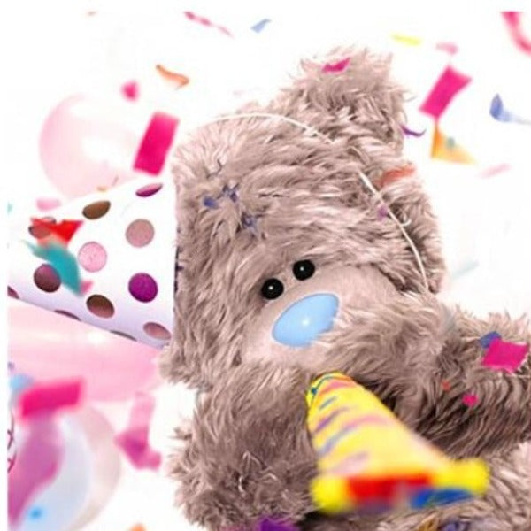 Bear Celebrations 5D DIY Paint By Diamond Kit