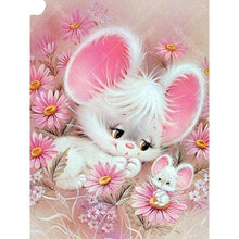 Cartoon Mouse 5D DIY Paint By Diamond Kit