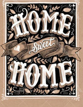 Home Sweet Home 5D DIY Paint By Diamond Kit