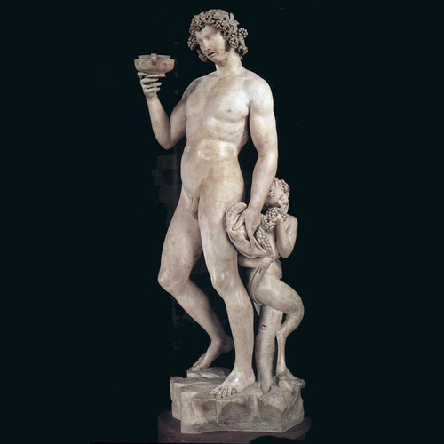 Bacchus - Michelangelo 5D DIY Paint By Diamond Kit