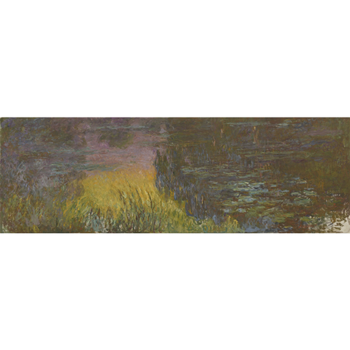 Water Lilies (Nympheas) - Claude Monet 5D DIY Paint By Diamond Kit