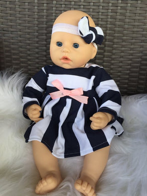 Clothes for Baby Annabell or other doll till 46 cm