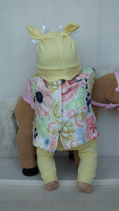 Clothes for Baby Annabell, Chou Chou, Bayer Baby Piccolina or other doll till 46 cm (18 inch)
