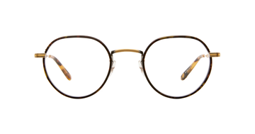 Garrett Leight - Robson W - Bourbon-Antique Gold