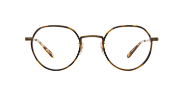 Garrett Leight - Robson W -  Tortoise-Antique Gold