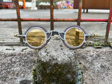 Rigards - RG1911CU - Jasper with Concrete Clip and Yellow Lens - Niche Bazaar Studio