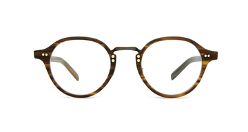 Mr Leight - Spike C - Matte Driftwood / Antique Gold